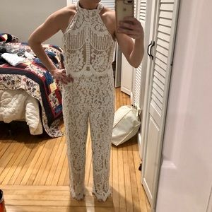 Lulu's jumpsuit